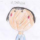 Автор иллюстраций и озвучки персонажа в развивающей игре, которая учит детей читать, Илья Соснин