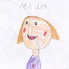 Маша выучила буквы и научилась читать в Читании
