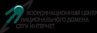 Логотип Координационного центра национального домена сети Интернет